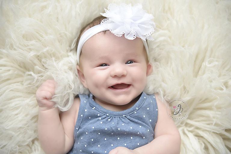 Queen creek arizona baby photographer phoebe 3 months alisha gilliam photography